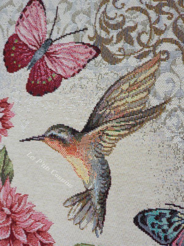 coussin colibri les p'tits coussins